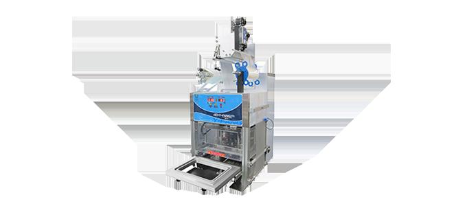 Table Top Pneumatic Type Sealing Machine
